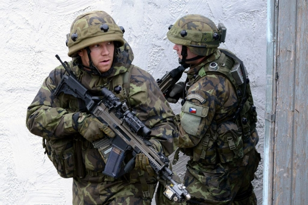 Чешская армия