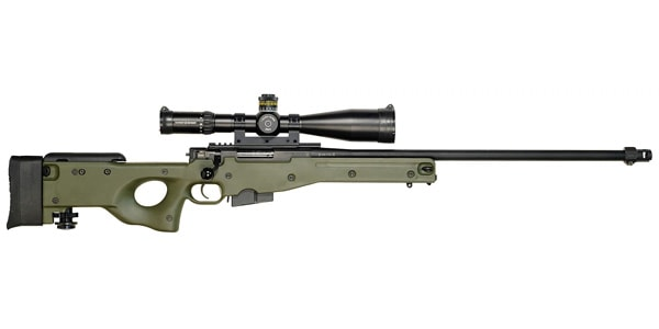 Accuracy International Arctic Warfare 50