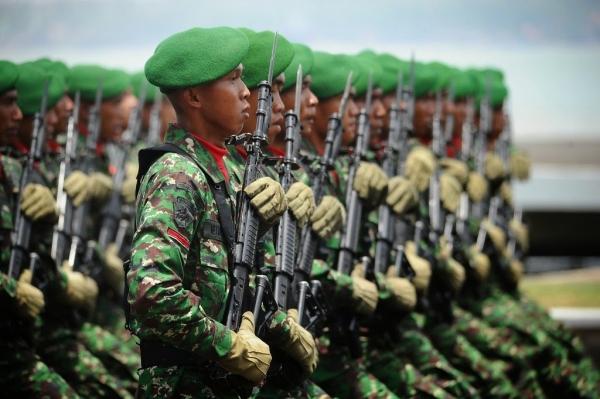 Армия Индонезии