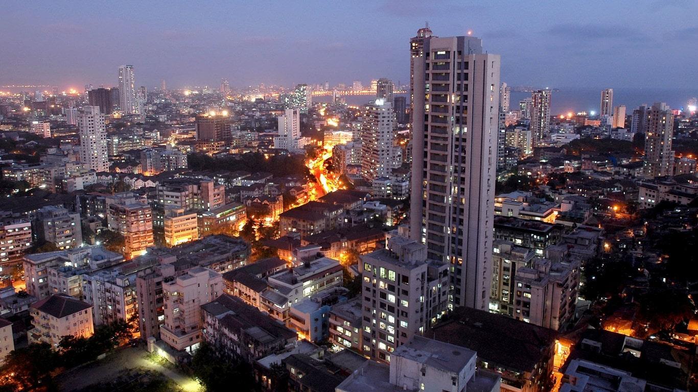urbanisation in mumbai
