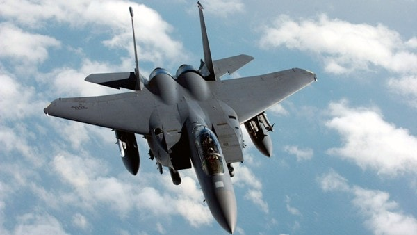 McDonnel Douglas F-15 Eagle