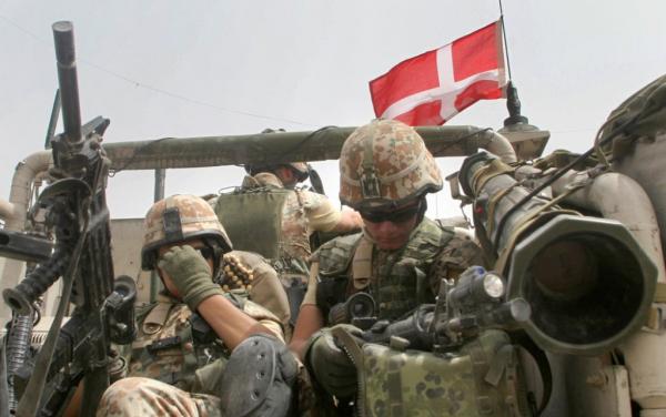 Датская армия