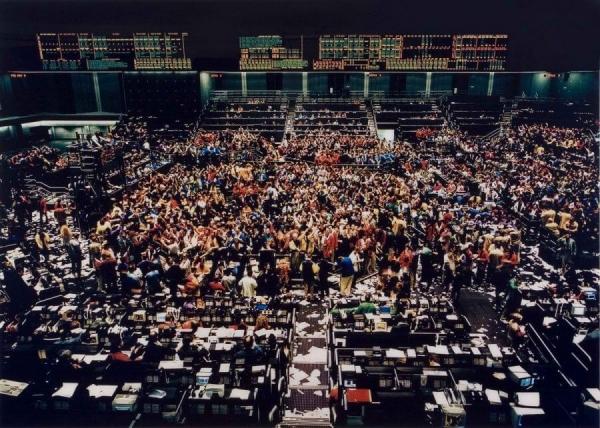 Чикагская товарная биржа III