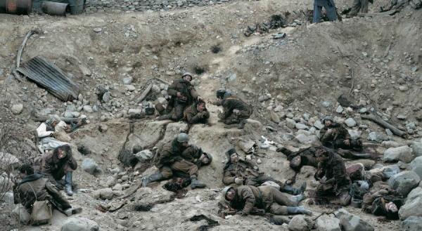 Говорят мёртвые воины...