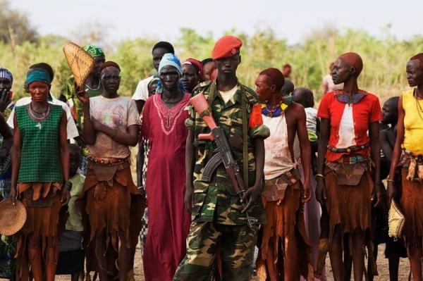 Южный Судан