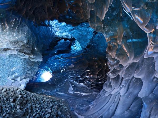 Пещера Скафтафель