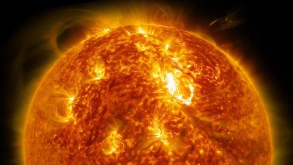 Солнечная температура постоянно растет